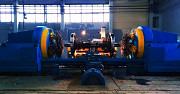 Ремонт и модернизация колёсотокарных станков и ЖД оборудования Москва